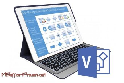 Microsoft набирает добровольцев для тестирования предварительной версии Visio для iPad