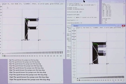 Microsoft совместно с Google, Adobe и Apple работают над стандартом шрифта OpenType