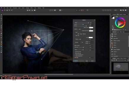 Популярный на Mac системах фоторедактор Affinity Photo доступен на Windows