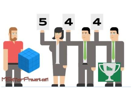 #ExcelWorldChamp 2-4 упражнения с формулами. Хитрые судьи.
