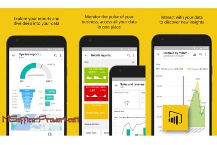 Небольшое обновление PowerBI для Android