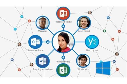 Microsoft - лидер по предоставляемым возможностям для совместной работы