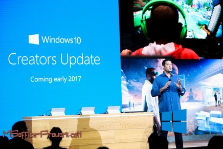 Windows 10 Creators Update выйдет в апреле 2017 года