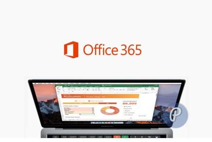 Office Insider медленное кольцо для Mac получил поддержку Touch Bar