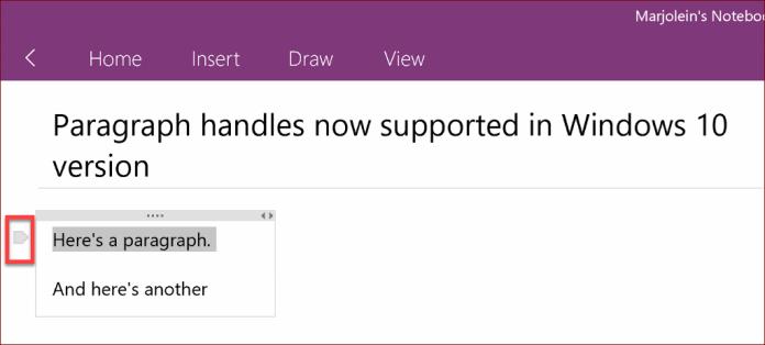 onenote update