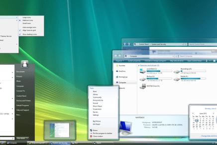 Поддержка Windows Vista прекратиться 11 апреля 2017 года
