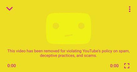 Что-то пошло не так или как Google свою рекламу за спам посчитал