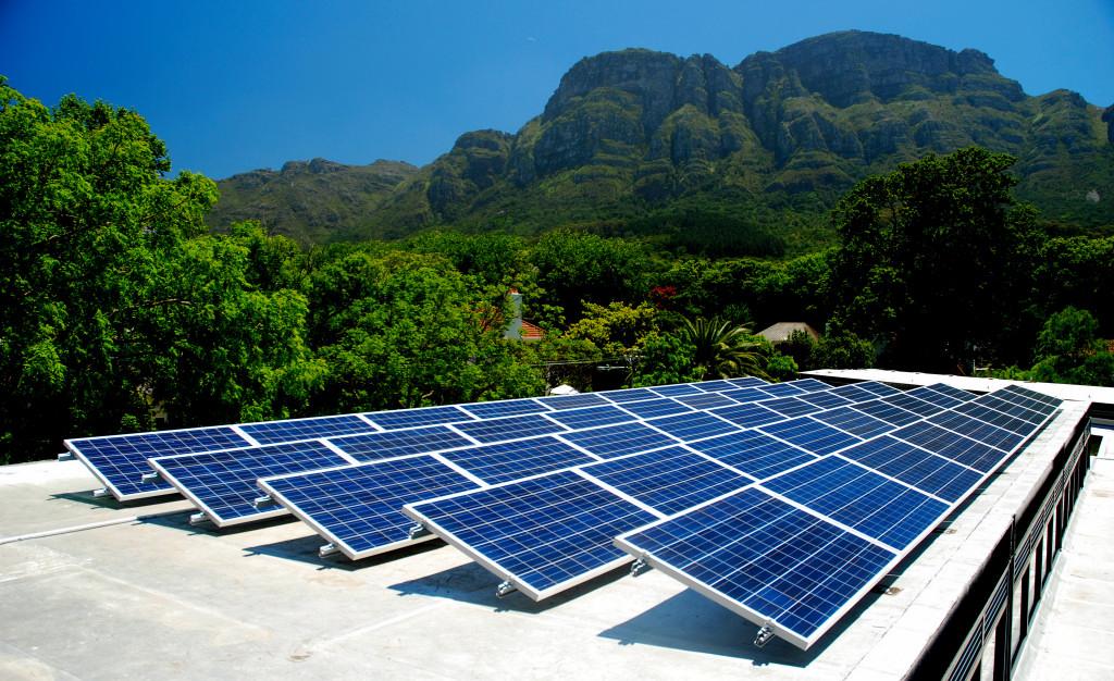 Vineyard Hotel  Spa Solar PV Power Cape Town South Africa  M Solar Power Blog