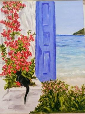 Door to Paradise