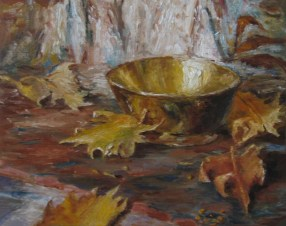 Golden Autumn (after John Encinias)