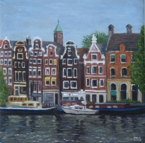 Dutch Notes by Marta