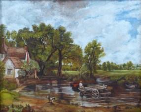 The Hay Weyn (after John Constable)