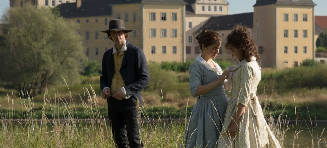 A Sweeping Menage-A-Trois as Germany's Official Oscar Entry