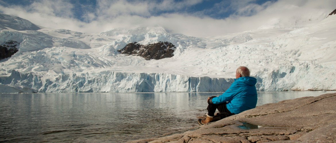 Oscar-winning Filmmaker Luc Jacquet's Latest Documentary Film on Global Warming