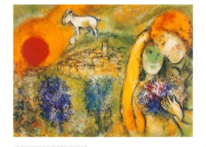 marc-chagall-liebende-in-vence