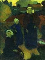 Maurice Denis - bretons