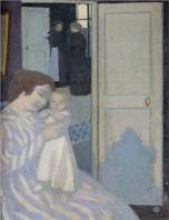 Maurice Denis - mother-and-child