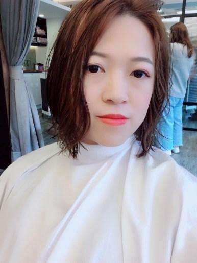 細軟髮燙髮的春天-蓬鬆有型 – Ms.O2