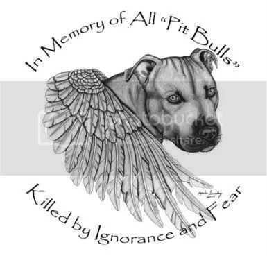 In Memory of All Pit Bulls