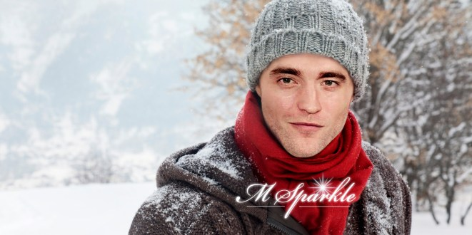 Ed In The Snow