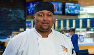 Chef James Keaton takes home the win with his Somethin' Smokin' Chili.