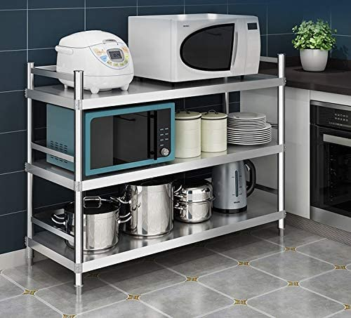 microwave oven stainless steel rack