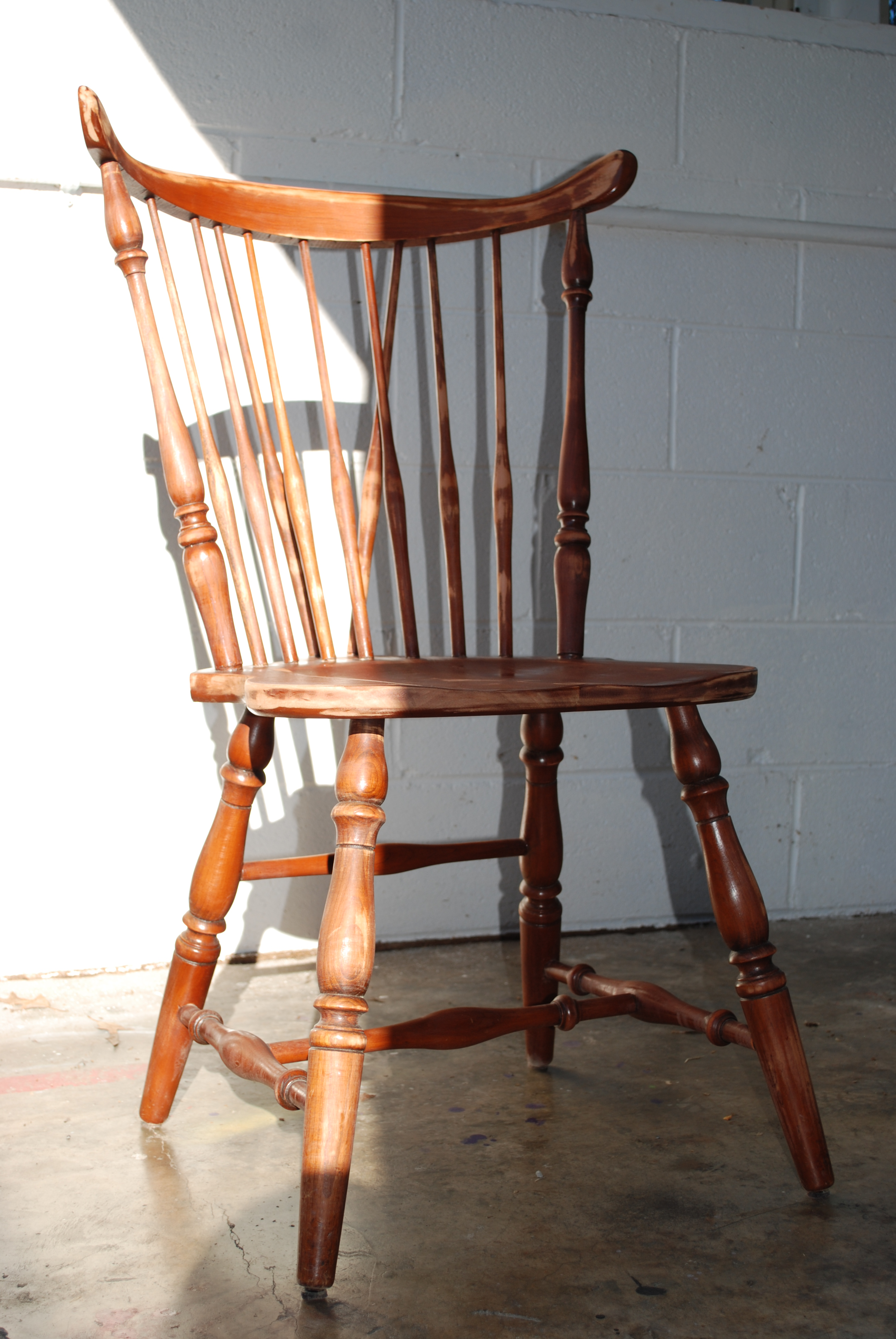 diy painted windsor chairs simply bows and chair covers newcastle how to paint black delight then we the with milk used because historically craftsmen it on also s durable a