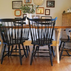 Places To Borrow Tables And Chairs Chair Cover Depot Reviews How Paint Windsor Black  Delight