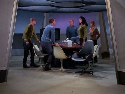Furniture Seen on Star Trek