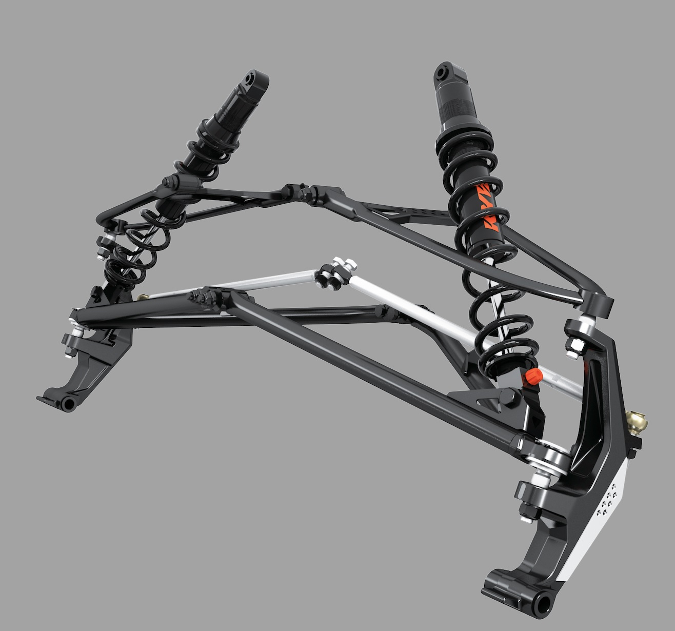 BRP Offers RAS 2 Front Suspension Kits for Rev-X Chassis
