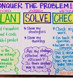 Problem Solving - Ms. Poston's 3rd Grade Class [ 800 x 1044 Pixel ]