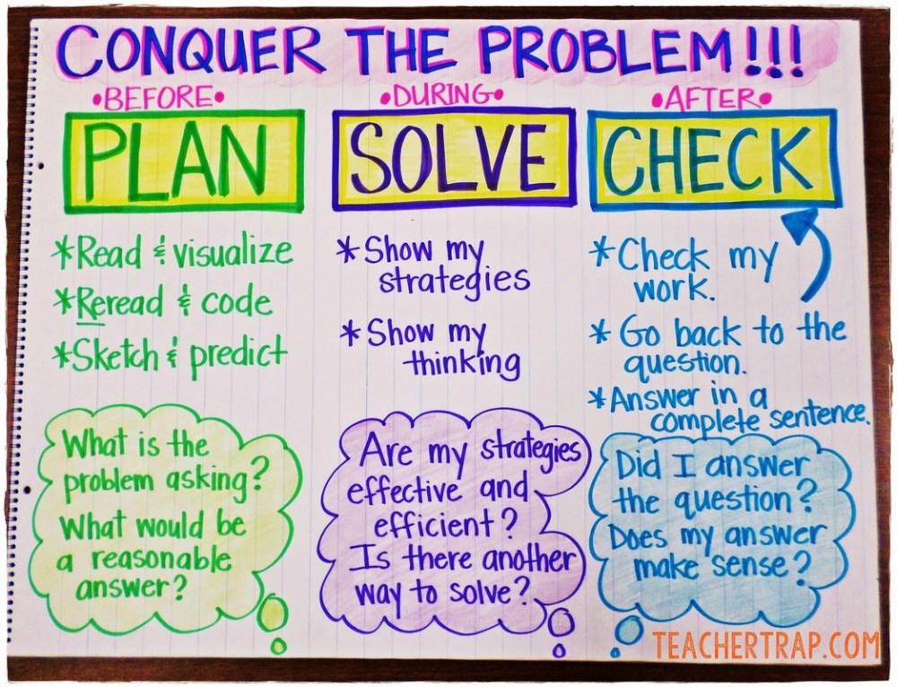 medium resolution of Problem Solving - Ms. Poston's 3rd Grade Class