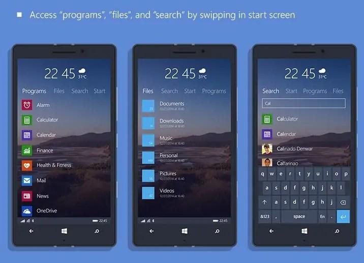 Windows 10 - your phone