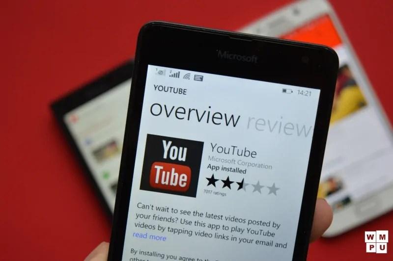 「Windows phone youtube」の画像検索結果