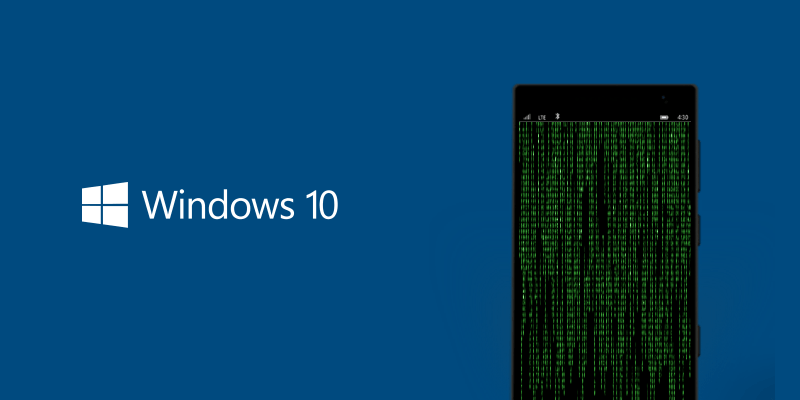 Latest builds of Windows 10 Mobile jailbrokenInterop