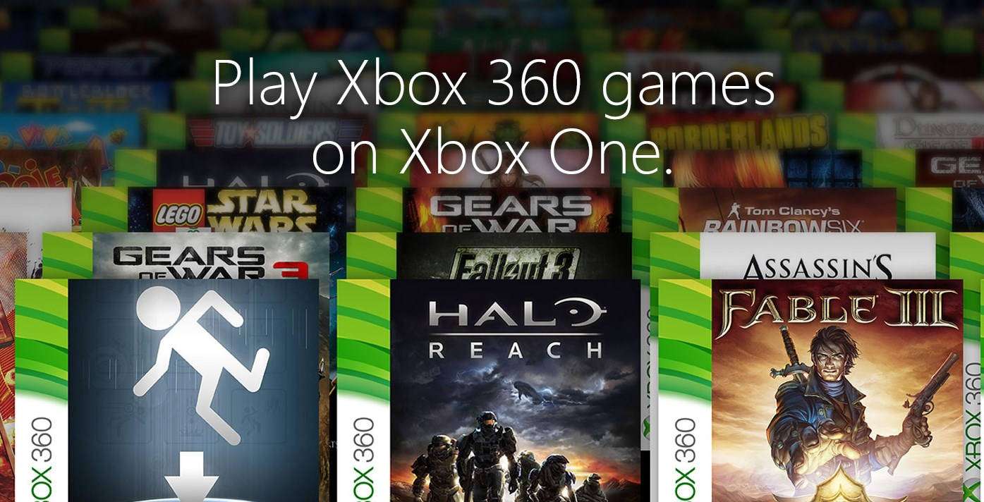 Xbox One Backwards Compatibility Adds Support For Multi
