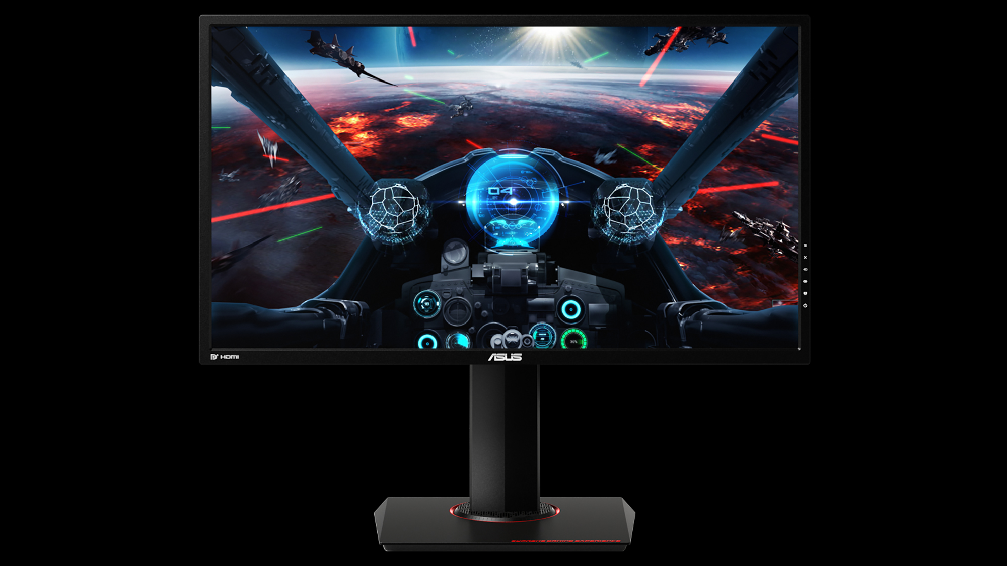 Asus announces three new gaming monitors with GameVisual