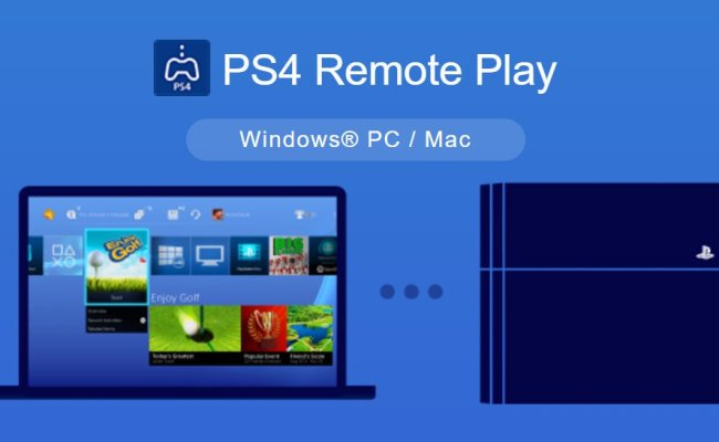 Ps4 Remote Play Now Available For Windows Pcs Mspoweruser