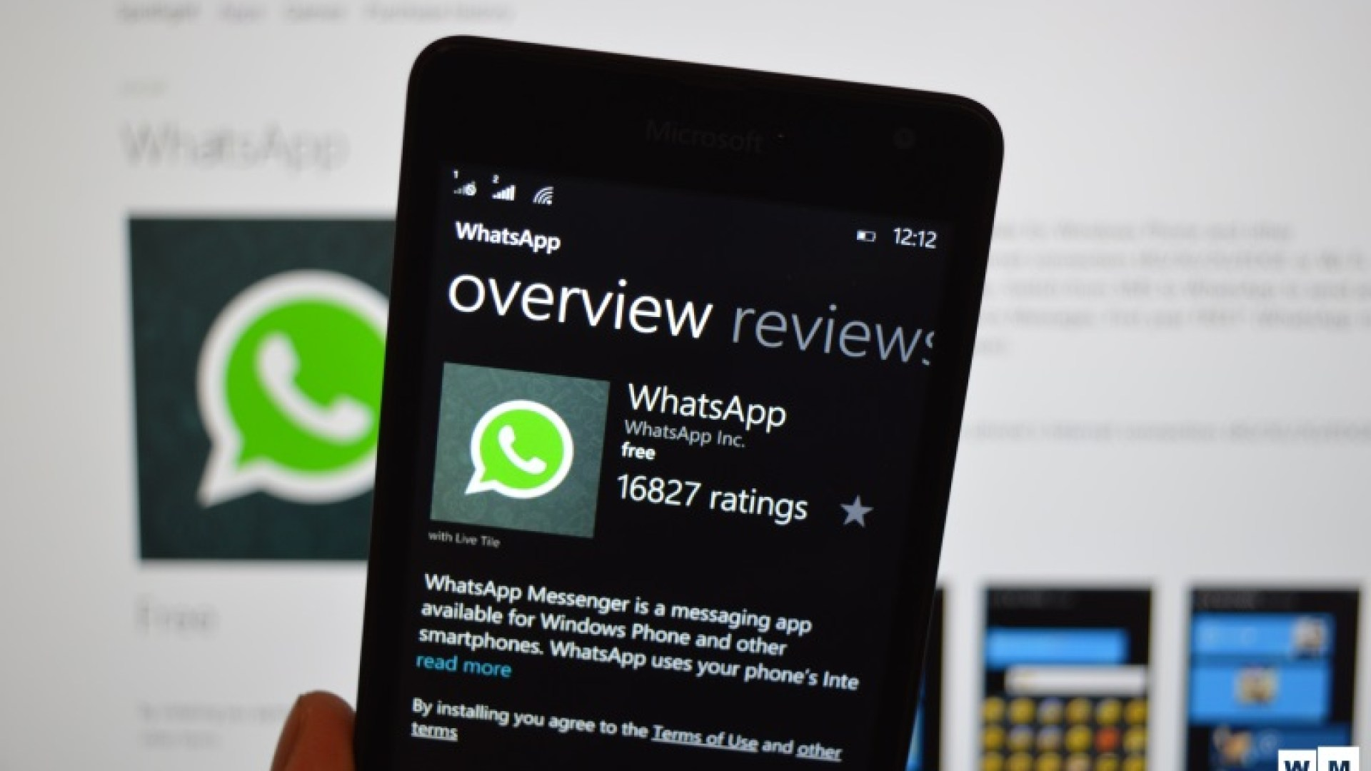 WhatsApp for Windows Phone gets updated with support for private reply