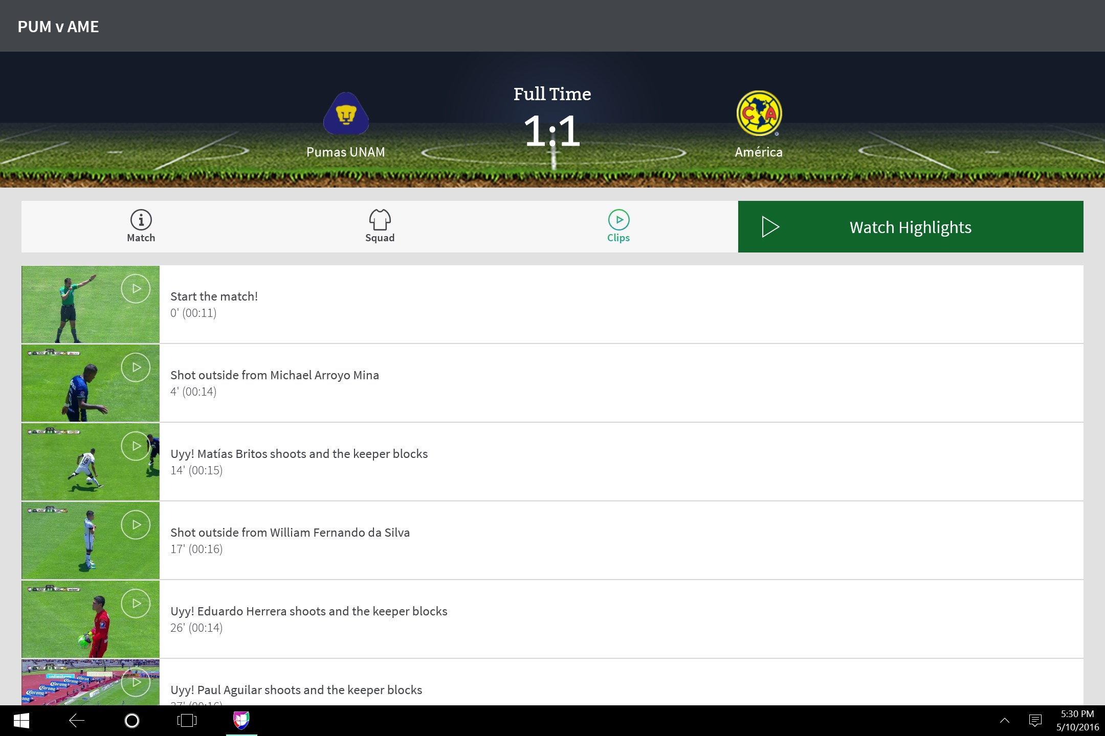 UDN TV Univision Deportes app now available for download from Windows Store - MSPoweruser