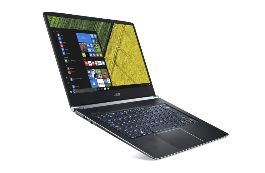 Acer announces new Swift series of ultrathin and