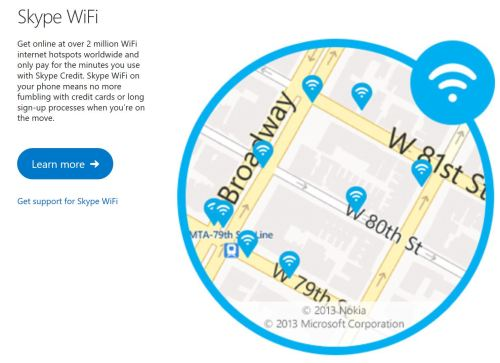 small resolution of microsoft today announced that they are discontinuing skype wifi service from march 31st 2017 users won t be able to download the skype wifi application
