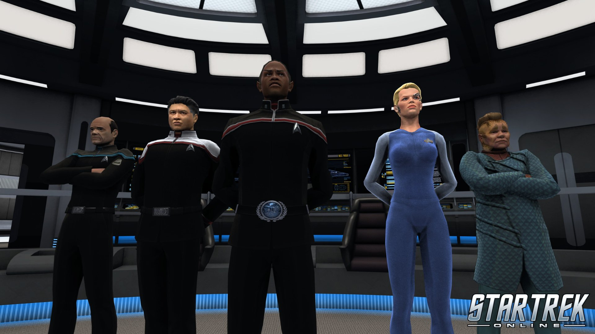 Star Trek Online Gamers Can Win A Tal Shiar Adapted