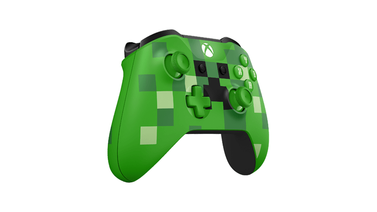 Now Official Microsoft Announce Xbox One S Minecraft