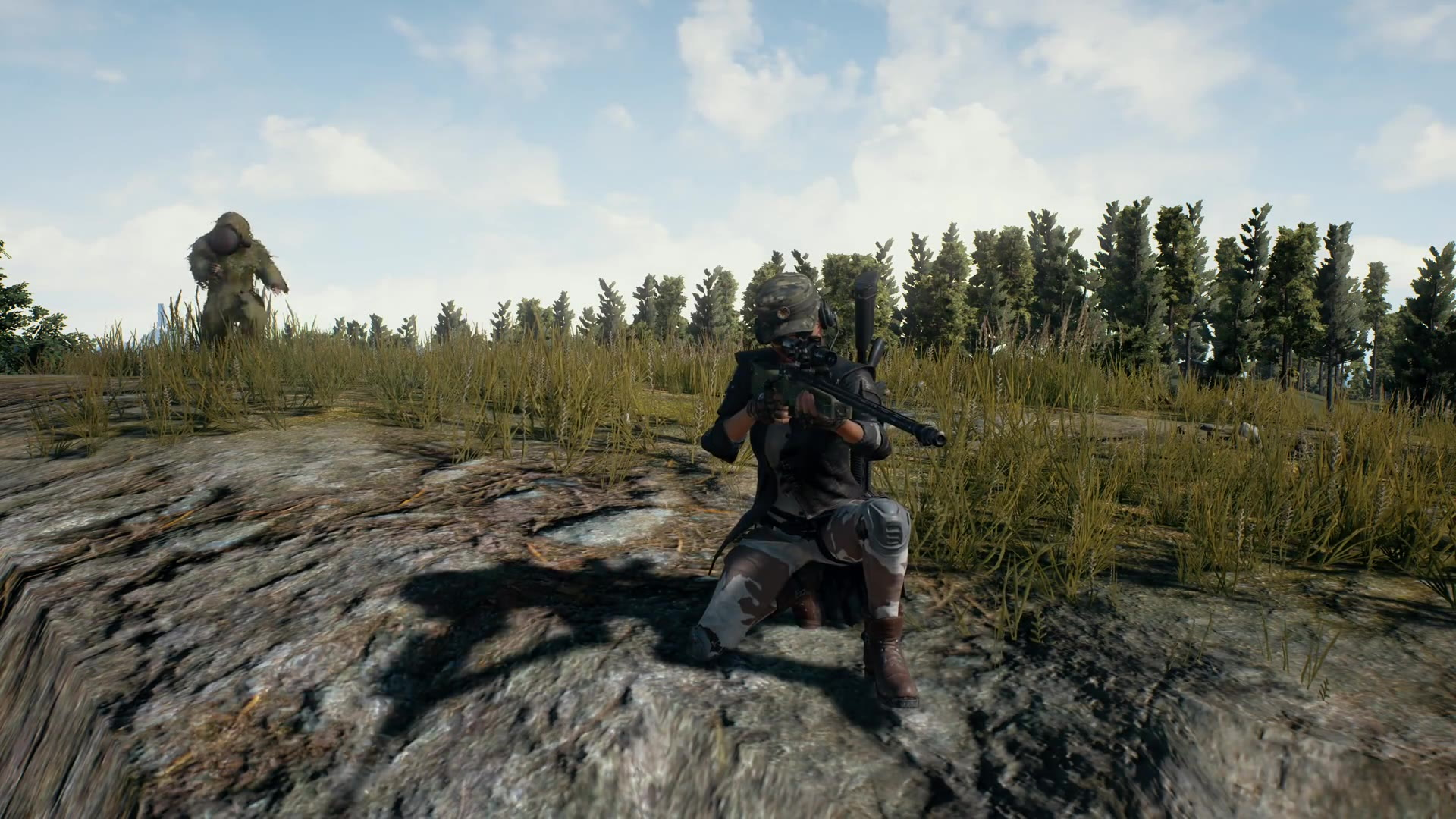 Pubg Wallpaper 3440x1440 Playerunknown S Battlegrounds 3d Replay Technology Is