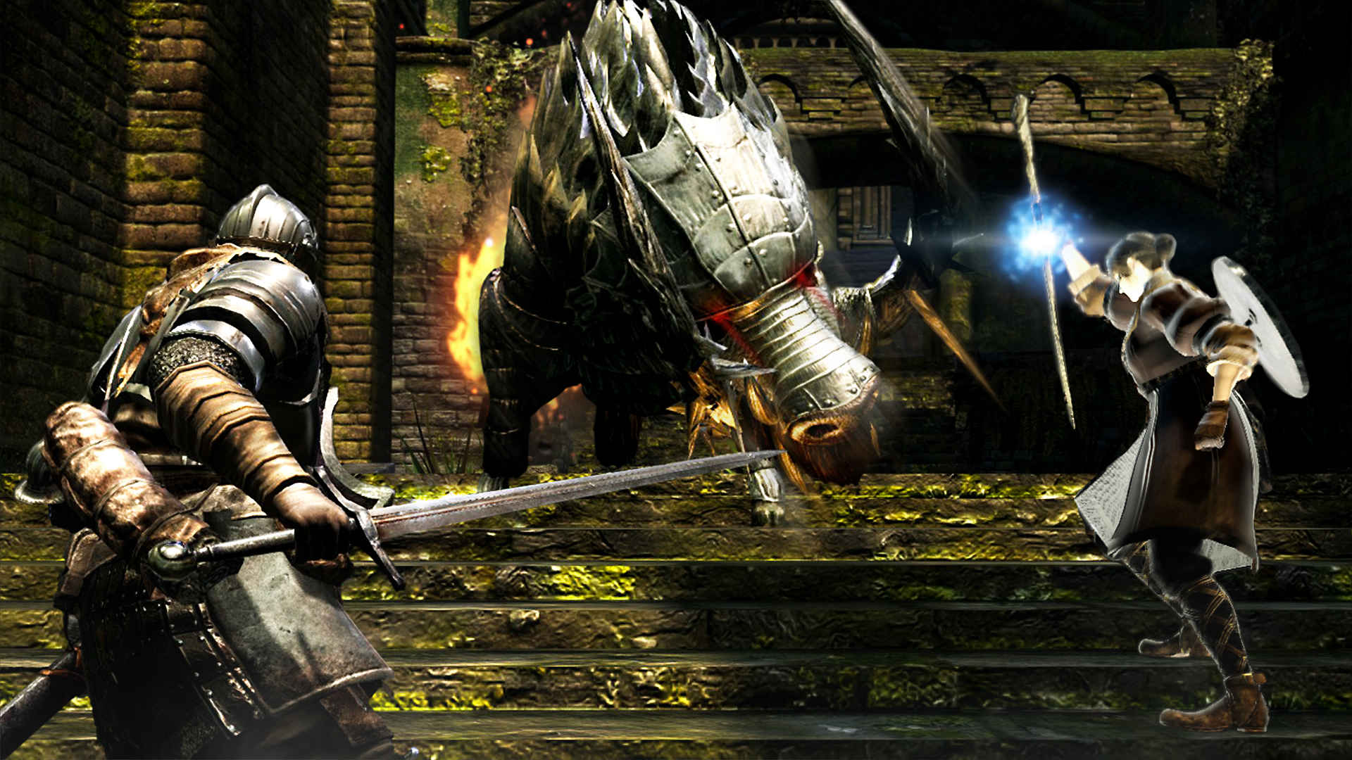 Review Dark Souls Remastered Pillars Of Eternity II