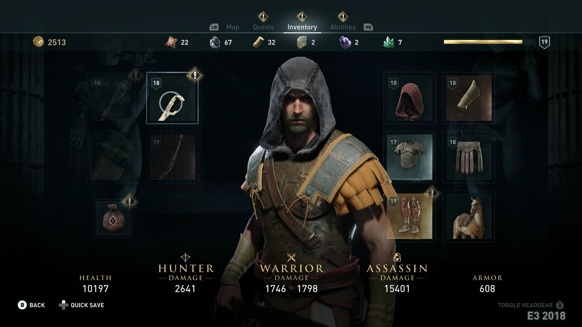 Assassin's Creed Odyssey Screenshots Leak Mspoweruser