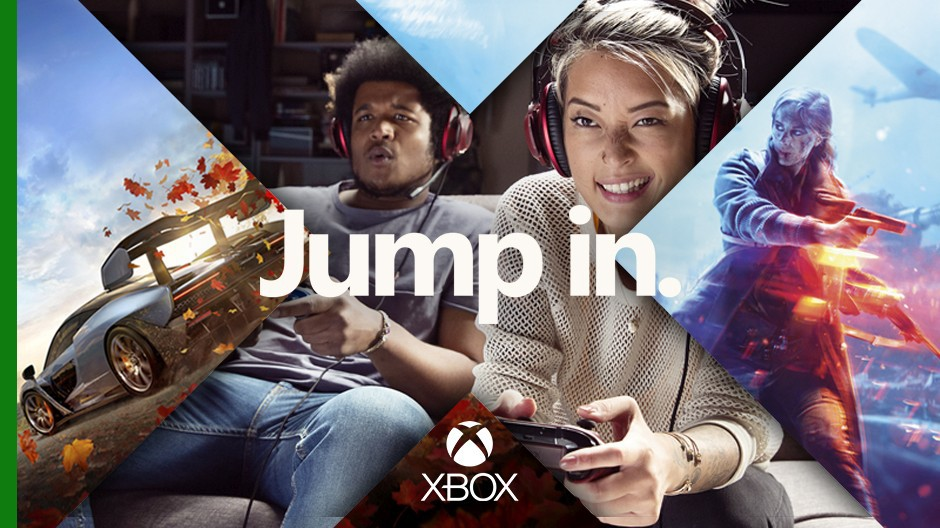 Xbox Returns To Last Gens Jump In Ad Campaign MSPoweruser