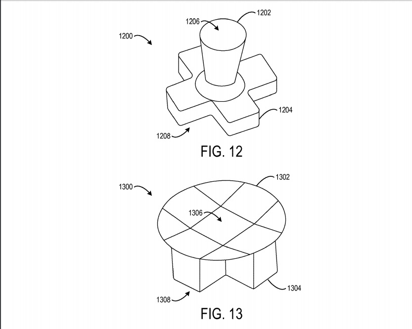 Microsoft patents apparent Elite controller successor with