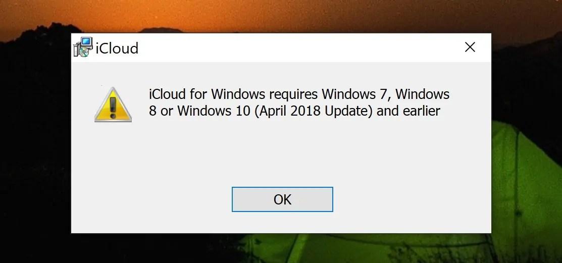 Apple iCloud installation blocked on Windows 10 October 2018 update and vice versa - MSPoweruser